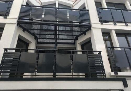 Création de balcon
