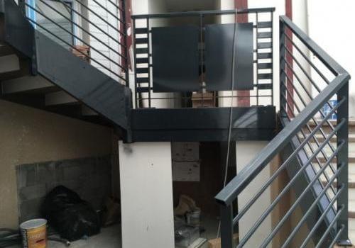 Rampe escaliers